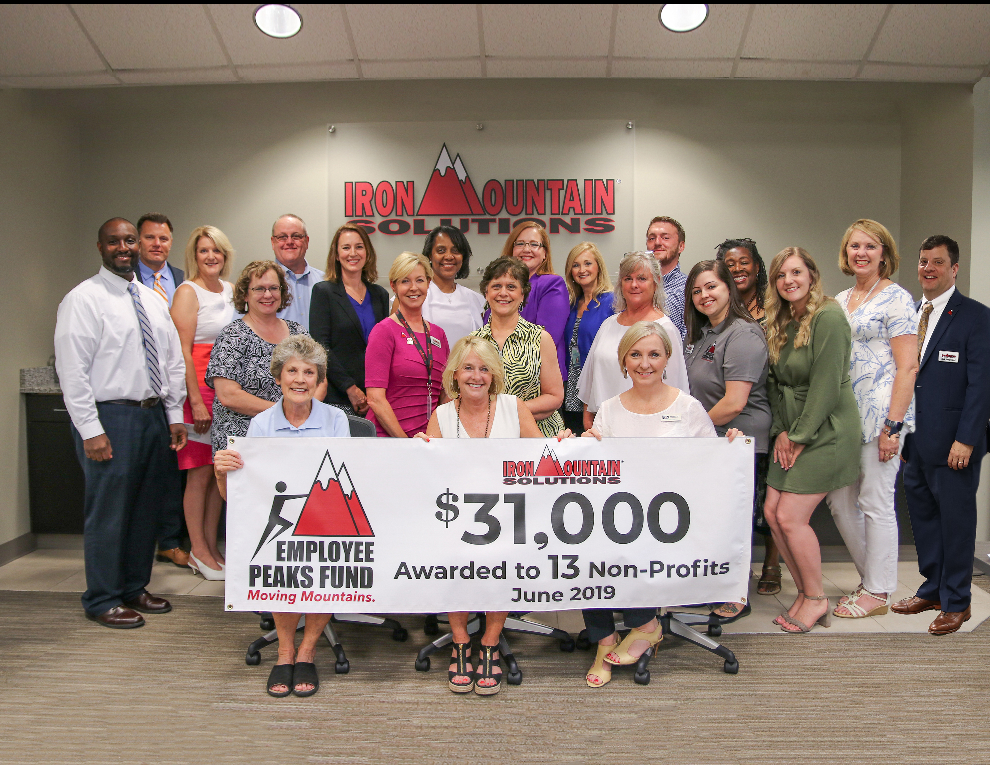IronMountain Solutions Employee Peaks Fund