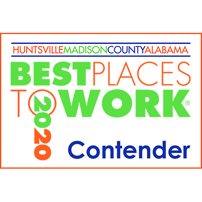 Best Places to Work Contender 2020