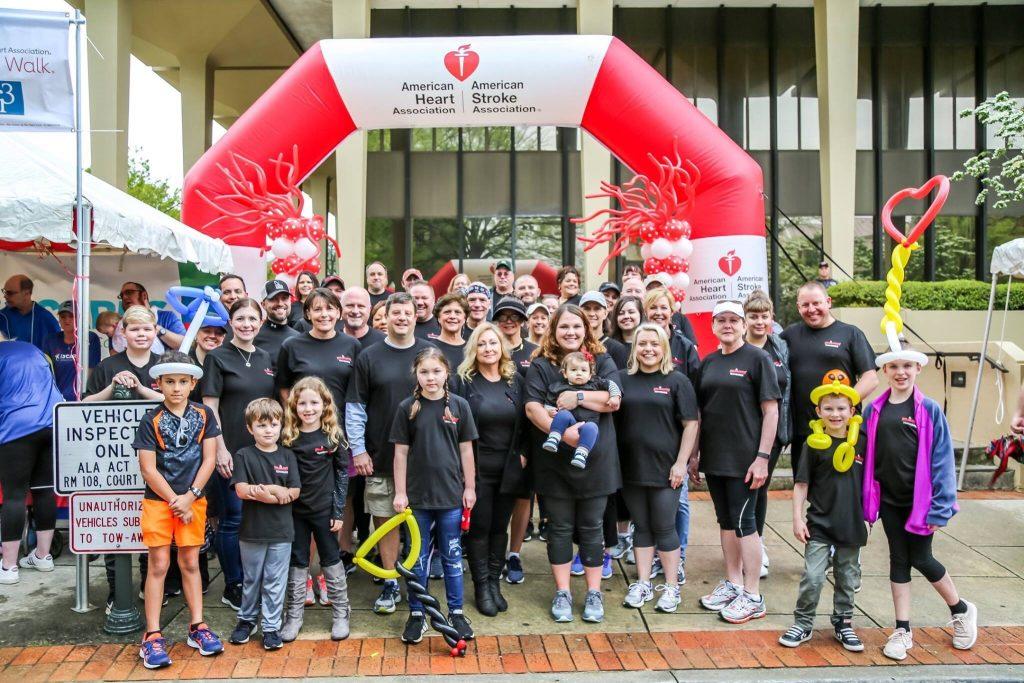 2019 Heart Walk IMS Group